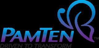 PamTen Logo