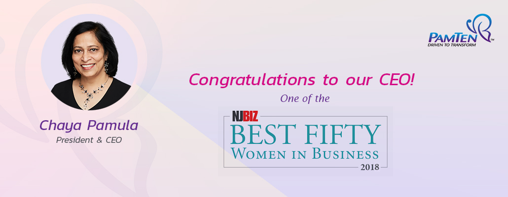 2018 Best 50 Women in Business