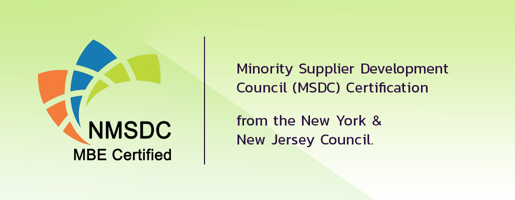 NYNJMSDC Certification