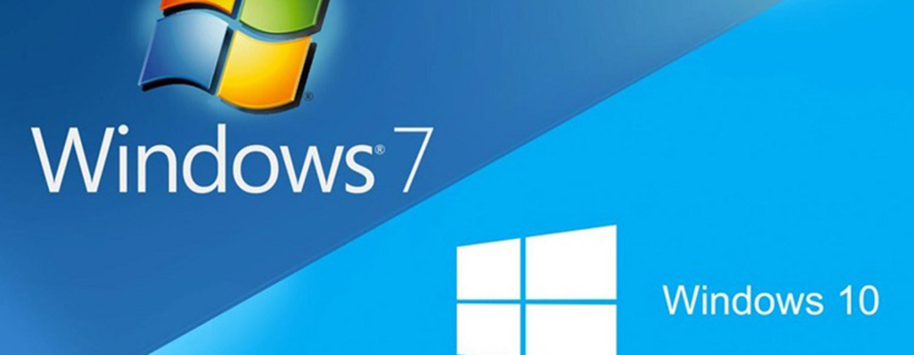 Migration from Windows 7 to Windows 10
