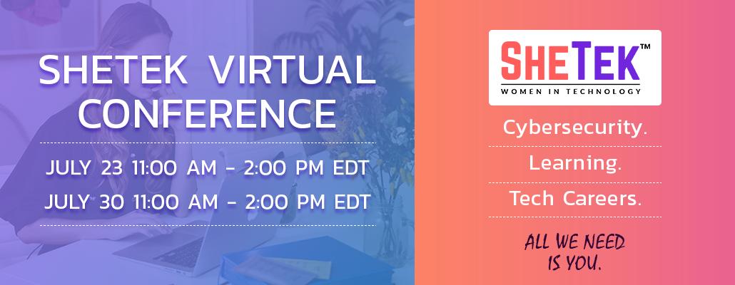Shetek Virtual Conference