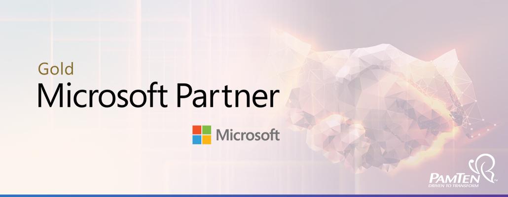 PamTen - Microsoft Gold Partner