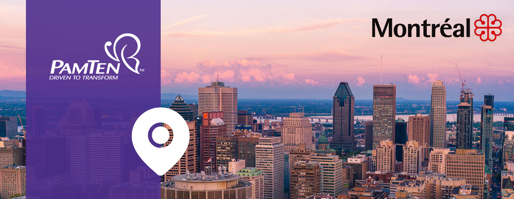 PamTen Expands IT Services into Montreal Market