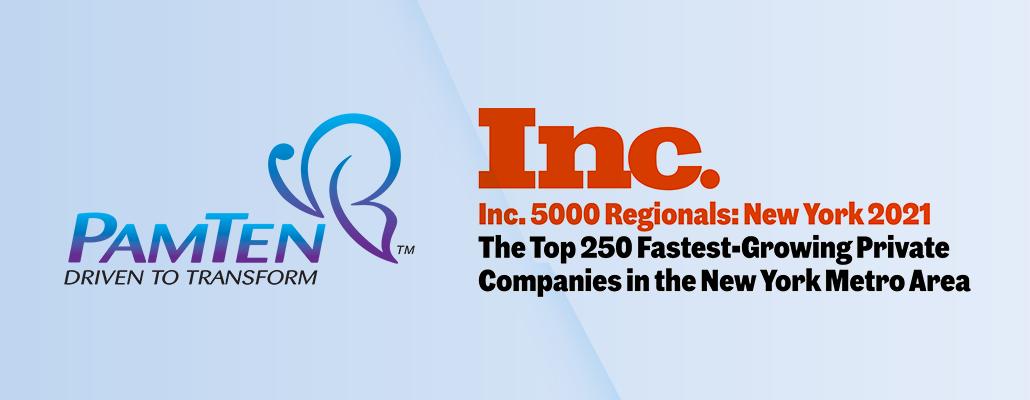 PamTen Inc 5000 Ny Regional