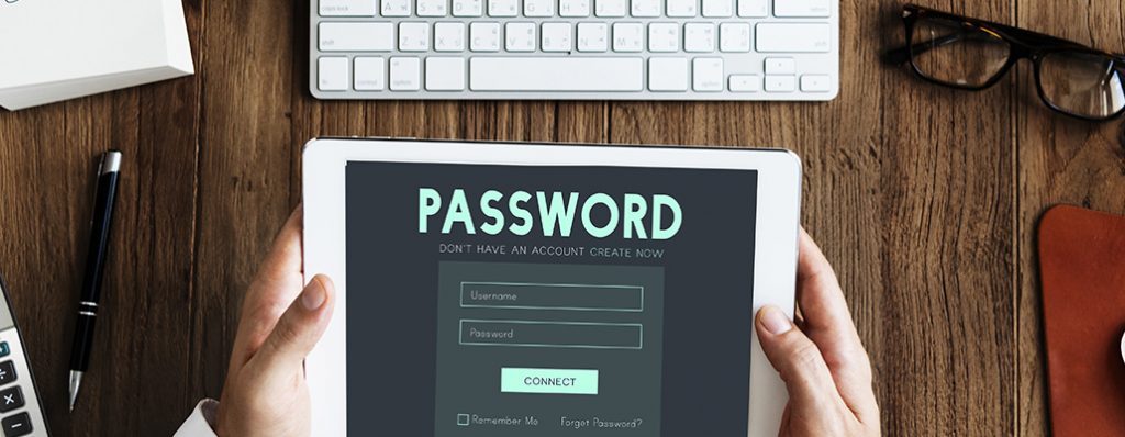 Strong Password management system