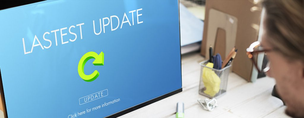 Keep System Software Up to Date